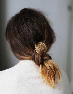 Coiffure mi-longue automne-hiver 2016 - Cheveux mi-longs : nos idées de coiffures tendances - Elle