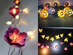 Mikor megláttam ezeket az ötleteket, a szavam is elállt! Nem tudtam, hogy ennyi minden készíthető tojástartókból! - Bidista.com - A TippLista! Cd Crafts, Diy And Crafts, Paper Crafts, Pine Cone Decorations, Paper Flowers Diy, Flower Arrangements, Origami, Wall Lights, Crafty