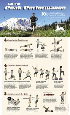 How to get trail-ready and stay injury-free during hiking's high season…
