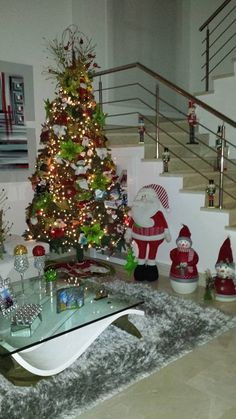 11f0e750b5471 117 mejores imágenes de Decoracion Navideña en 2019