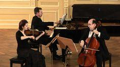 J. Higdon - Piano Trio Дж. Хигдон - Фортепианное трио American Piano Trio Американское фортепианное трио