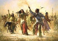 Grandfather says: Our native languages have power, there is also power in our ceremonies and the way we use our hair. People fear our power, people fear the unknown.-Gianni Crow