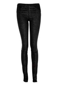 Legg Leather Trousers by Helmut Lang | Buy from Helmut Lang online at London Boutiques