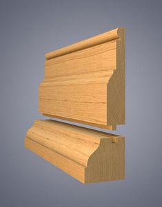 Range of timber architrave, in premier hardwood or softwood timbers. Available in a range of lengths and different profiles to suit all interiors and exteriors