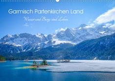 The amazing South of Bavaria, close to the most amazing Alpine landscapes, with lakes, rivers and mountains. Snow Art, Mountain Photos, Photo Calendar, Seen, Alaskan Malamute, Create Photo, Bavaria, Beautiful Landscapes, Scenery