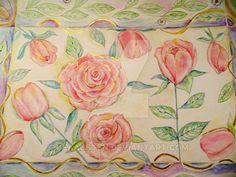 TUDOR ROSE 2 by GeaAusten on DeviantArt