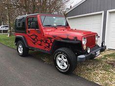 eBay: 2000 Jeep Wrangler Sport 2000 Jeep Wrangler Sport #jeep #jeeplife usdeals.rssdata.net
