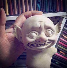 Процесс #doll #творчество #коллекционнаякукла #art #artdoll #handmade #dollcollection #dollartistry #интерьернаякукла #авторскаякукла #handmadedolls #beautifulart #dollcollection #dollartistry