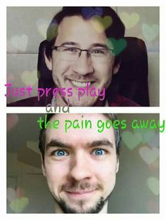 Mark and Jack: Whenever Im having a bad day, I watch your videos and my day becomes my best. Thank you Mark and Jack for everything u do for all of your fans. We love u guys!!!