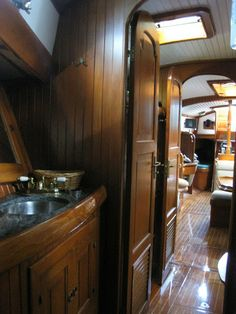 Show me your sailboat's interior - Page 16 - SailNet Community