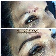 Sleek Brows can make a difference!
