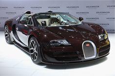 Mansory Vivere: Bugatti Veyron - Priced $3.4 million