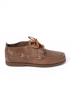 Sperry Top-Sider Chukka Tumbled Brown Shoe | South Moon Under
