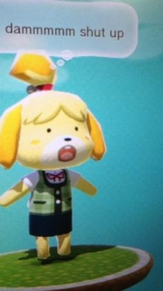 See more 'Isabelle' images on Know Your Meme! Cute Memes, Stupid Funny Memes, Reaction Pictures, Funny Pictures, Animal Crossing Memes, Nintendo, Mood Pics, Oui Oui, Wholesome Memes