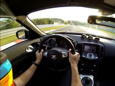 POV - Nissan 370Z @ Nürburgring Nordscheife!