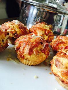 Herzhafte Speck und Käse Muffins, ein raffiniertes Rezept aus der Kategorie Snacks und kleine Gerichte. Bewertungen: 41. Durchschnitt: Ø 4,1.