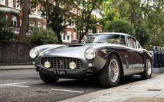 F&O Fabforgottennobility — cityrulers: Ferrari 250SWB - By: Callum Bough