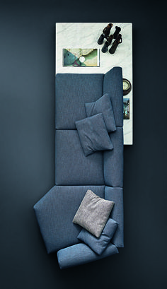 Avio Sofa System by Pierro Lissoni for Knoll International
