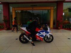 Saat adegan Aldryan mengantar Keke ke Rumah Sakit. Aula RS Medika Dramaga - Bogor. Sett RS Hasanuddin