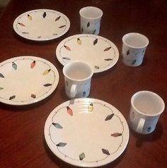 fiestaware christmas