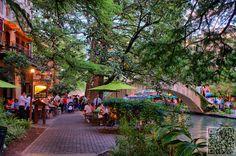 6. #Riverwalk - 7 Things to See in San #Antonio, Texas ... → #Lifestyle #Peaceful