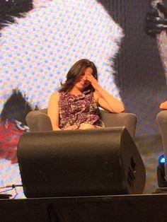 Lana Parrilla at Calgary Expo 2015