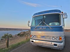 Our 1961 GM 4106 Vintage Bus Conversion - our full time home on wheels!
