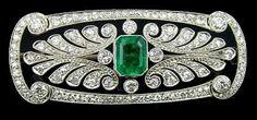 Art Deco Platinum Di fashion love