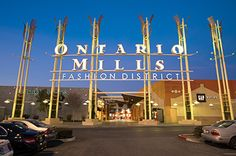 Ontario Mills®, California's largest outlet and value retail shopping destination