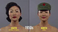 100 años de Belleza coreana