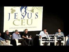 Haroldo, Rossandro, Cesar, Simão, ...-  Perguntas e Respostas  -  I Cong...