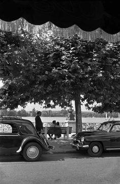 Paris 1954 Photo: Inge Morath