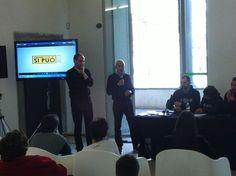 """Presentazione Premio """"Andare oltre si può"""" 2013 in occasione del Festival del Volontariato. 14.04.2013"""