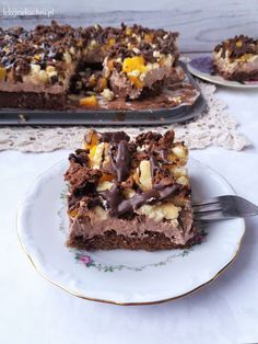 Polish Recipes, Polish Food, Pavlova, Cake Cookies, Cheesecake, Pudding, Favorite Recipes, Sweets, Baking