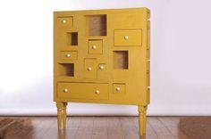 šifonér no. 9 / Zboží prodejce HOME furniture Lockers, Locker Storage, Home Furniture, Cabinet, Retro, Home Decor, Fashion, Clothes Stand, Moda
