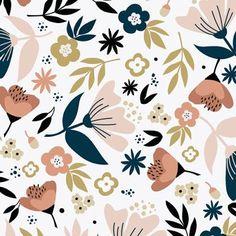Pattern Design Inspiration - Marina Oliveira is a Brazilian Surface Pattern Designer and Illustrator who is j. Graphic Design Pattern, Surface Pattern Design, Web Design, Motif Design, Graphic Patterns, Boho Pattern, Pattern Art, Flora Pattern, Pattern Ideas