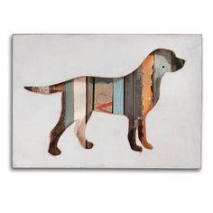 Labrador Art Dog Walk Mini Collection Made to Order by dolangeiman, $250.00