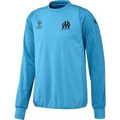 adidas - Olympique Marseille - Maillot - Manches Longues - Homme. #adidas #olympique_de_marseille #homme #sweat #team_om #football #supporter_attitude #football_attitude #sport_attitude #sport