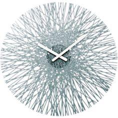 Wall Clock SILK by Koziol