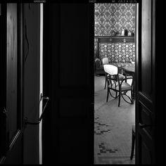 INTERIORES by Rubén Perdomo, via Behance