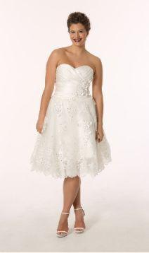 51 best Plus Size Wedding Gowns images on Pinterest