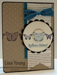 Kindness Matters sale-a-bration by genesis - Cards and Paper Crafts at Splitcoaststampers