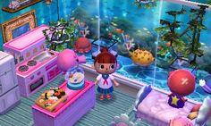"Animal Crossing: Happy Home Designer- Marina- ""Aquatic Paradise"". Visit in game: 0993-7791-923. #AnimalCrossing #ACHappyHomeDesigner #ACHHD"