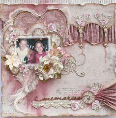 Memories **The Scrapbook Diaries & Maja Design** - Scrapbook.com