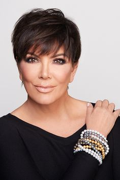 Kris Jenner Designed a Jewelry Collection, Confirming That She Cannot Be Stopped
