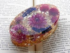 Flower paperweight Gift for women who have by CreationsOfTrueFairy