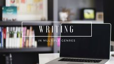 Thinking of Writing in Multiple Genres? Creating A Brand, Say Hi, Business Planning, Create Yourself, Writer, Author, How To Plan, Learning, Promotion