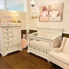 """SugarBabies on Instagram: """"We love nursery design at SugarBabies!! Stop by and get inspired! 🙌🏻"""" Modern Nursery Decor, Nursery Wall Decor, Nursery Design, Crib Bedding, Wall Signs, Cribs, Inspired, Inspiration, Furniture"""