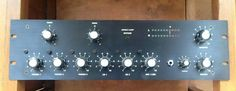 Original E&S DJR100 mixer by Jerome Barbe Dj Booth, Mixers, Rotary, Contemporary Design, Vintage Inspired, The Originals