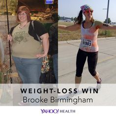 """""""With every pound I lost, I gained a pound of confidence. I learned early on in the journey that I couldn't hate myself to healthy — I needed to love myself to realize that I was worth all the things I was doing to lose the weight."""""""